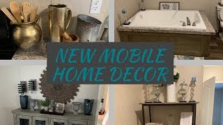 MOBILE HOME DECOR IDEAS | WATCH TILL THE END