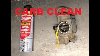 Carburetor Rebuild / Clean Honda Fourtrax TRX 400EX trx400ex - HD 4k - Dirty Bad Fuel - Wont Start