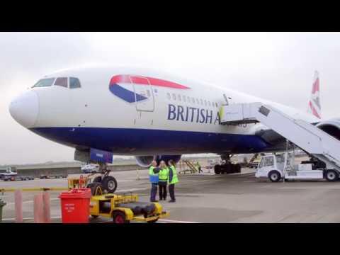 British Airways - Ground Operations & Cargo