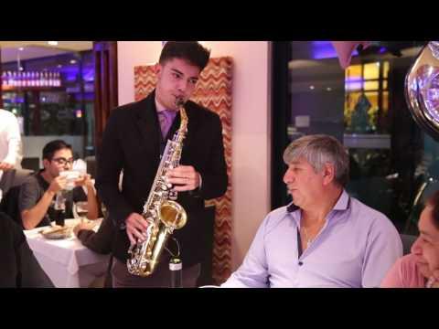 #Despacito - Facundo Pisoli / Luis Fonsi / Sax