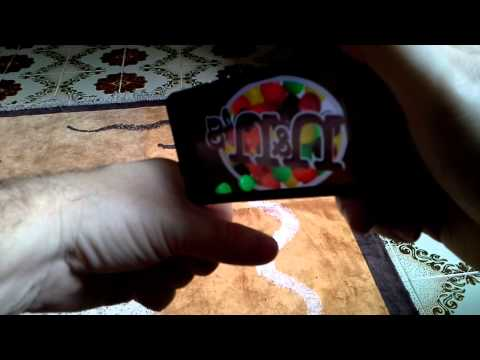 Video of Magic trick chocolate