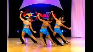 TBT From Orlando Salsa Heat at the 3rd World Salsa Championships Disney 2007