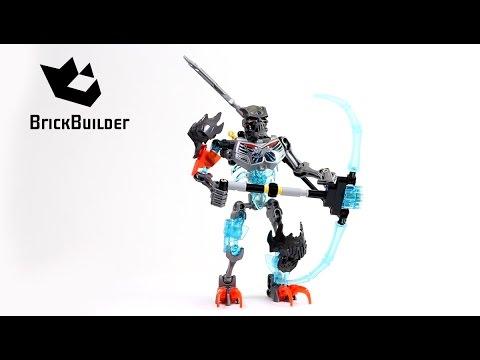 Vidéo LEGO Bionicle 70791 : Le Crâne guerrier