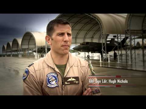Interview with U.K. F-35 Pilot