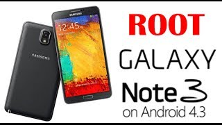 How to Root the Samsung Galaxy Note 3 (T-Mobile Version) - Most