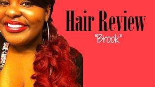 "Hair Review | Sensationnel LF ""Brook"""