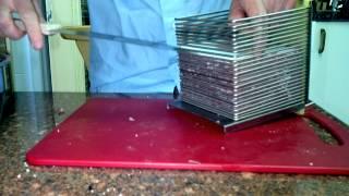 ПРИСПОСОБЛЕНИЕ ДЛЯ МЕЛКОЙ НАРЕЗКИ МЯСА 2 device for cutting meat into cubes 2