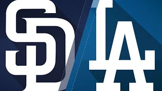 Dodgers offense surges in a 14-0 victory: 9/23/18 - Video Youtube