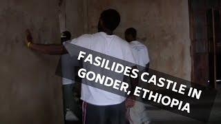 preview picture of video 'Tour of Fasilides Castle | Part 3 [Gonder, Ethiopia] #FasilCastle'