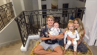 WE ARE OFFICIALLY ALL MOVED IN!!! Get our book here: https://thomasnelson.com/p/coleandsav/ SUBSCRIBE to The LaBrant Fam!: http://bit.ly/SubToLaBrantFam SUBSCRIBE to Everleigh Opens Toys!: http://bit.ly/SubToEverleigh  WATCH MORE: SURPRISING THE FAMILY: https://youtube.com/playlist?list=PLMfMYAG7EYW1cCqfK86gEzUwpqQoKQEZ4&playnext=2 CHALLENGES: https://youtube.com/playlist?list=PLMfMYAG7EYW3n503yjFz6f24m4MkXRjGd&playnext=2 MORE CARL!: https://youtube.com/playlist?list=PLMfMYAG7EYW3JvyEhqXVrufBhrFvyMLyb&playnext=2 DANCE WITH US: https://youtube.com/playlist?list=PLMfMYAG7EYW1jI9XUwT9kiRpfab_wHoLF&playnext=2  FOLLOW US ON... INSTAGRAM Savannah: https://instagram.com/sav.labrant Cole: https://instagram.com/thesupercole Everleigh: https://instagram.com/everleighrose  TWITTER Savannah: https://twitter.com/savannahsoutas Cole: https://twitter.com/thesupercole  MUSIC CREDITS Track: 2SCOOPS - Donuts [NCS Release] Music provided by NoCopyrightSounds. Watch: https://youtu.be/lc4Tt-CU-i0 Free Download / Stream: http://ncs.io/DonutsYO  Track: Acejax feat. Danilyon - By My Side [NCS Release] Music provided by NoCopyrightSounds. Watch: https://youtu.be/SE_8DxZLmLk Free Download / Stream: http://ncs.io/ByMySideYO