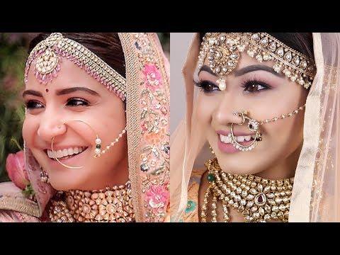 Anushka Sharma Wedding Makeup Tutorial  - Indian/ Pakistani Bridal Makeup Tutorial   LINDA