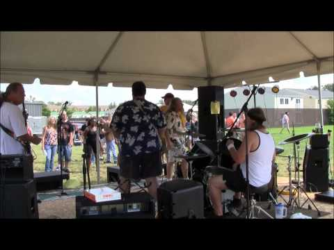 Releasing My Demons @ Rock the Ink 2012 part 1 RTI2012.wmv