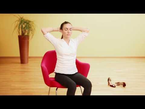 Yoga am Arbeitsplatz - Teil 3