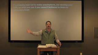 Studies in John - #28: They Believed Because of His Word