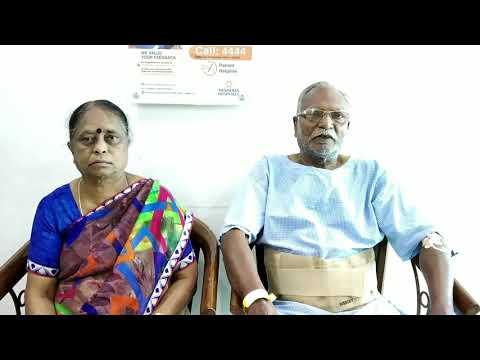 Pt.Gopal Rao. Lumbar Canal Stenosis Surgery.