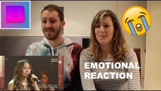 SOHYANG - BRIDGE OVER TROUBLED WATER *EMOTIONAL* REACTION [THE BABES]