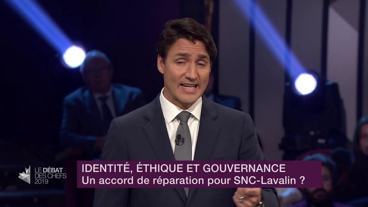 Les chefs débattent sur un possible accord de réparation pour SNC-Lavalin