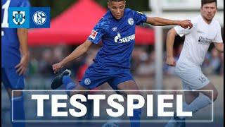 RE-LIVE: Testspiel Gegen Stadtauswahl Bottrop | FC Schalke 04
