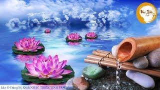 Nhạc Thiền Tịnh Tâm - nhạc thư giãn không lời cho người mất ngủ, nhiều phiền muộn trong cuộc sống