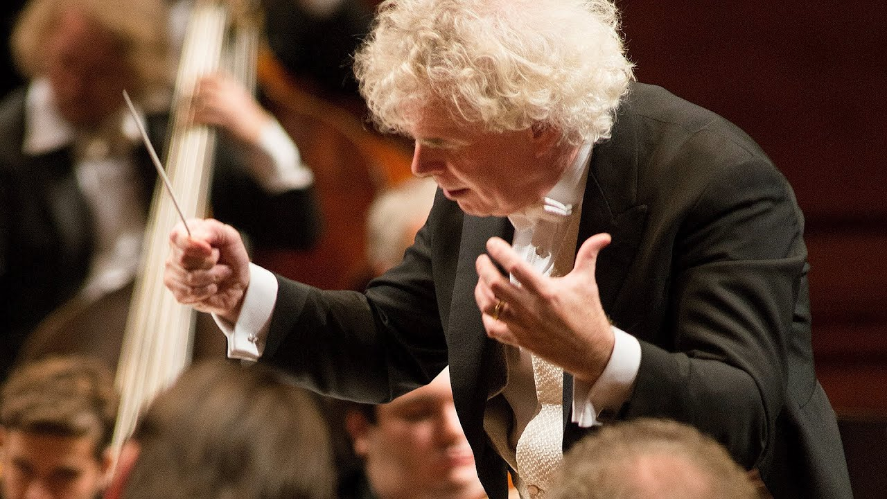 Filarmónica de Berlín y Sir Simon Rattle