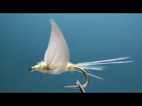 """[HD] Fly tying / No Hackle Dun.""""FlyTier's Eyes. No.45"""""""