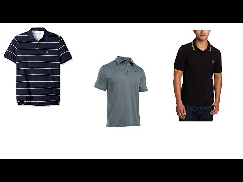 Top 5 Best Men Shirts Polos Reviews