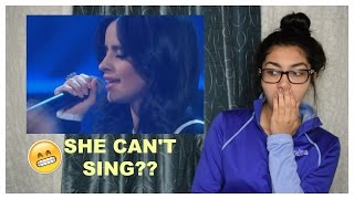 Reaction to CAMILA CABELLO