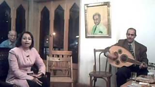 اغاني حصرية أكدب عليك - د. زينب أبو طالب فى صالون مقامات موسيقية تحميل MP3