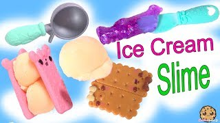 Ice Cream Slime ? Num Noms Snackables Surprise Blind Bag Toys - Video