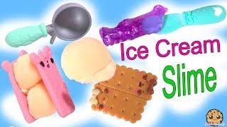 Ice Cream Slime ? Num Noms Snackables Surprise Blind Bag Toys - Video