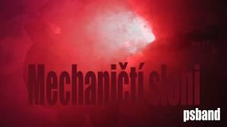 Video psband - Mechaničtí sloni