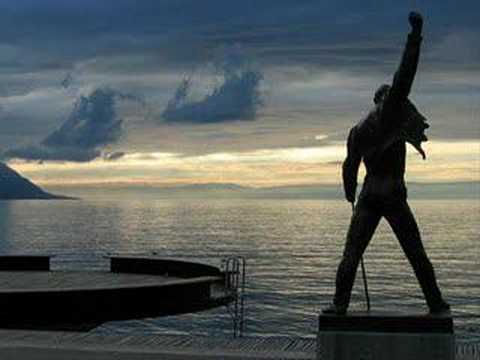 Freddie Mercury - Love Me Like There's No Tomorrow -