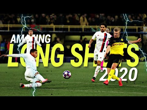 50+ Amazing Long Shot Goals In Football 2020