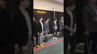 Rhode Island Comic Con Ribbon Cutting Ceremony 2018