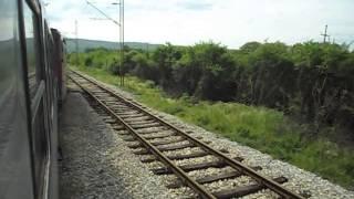 Radovi na pruzi - železnički koridor 10