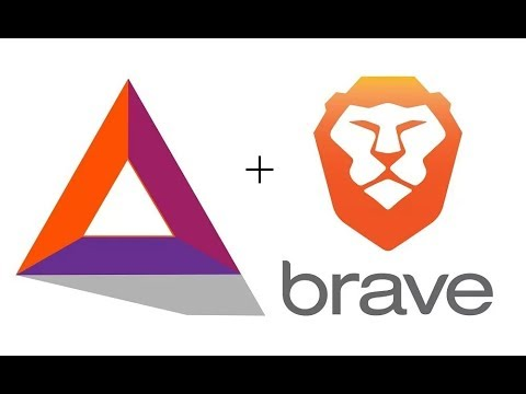 Заработок Криптовалюты BAT с помощью браузера Brave платит от 5$ Без вложений