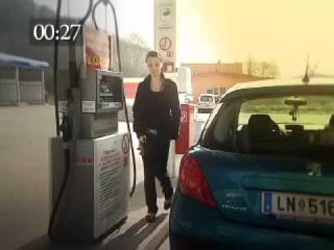 Die Streichhölzer und das Benzin