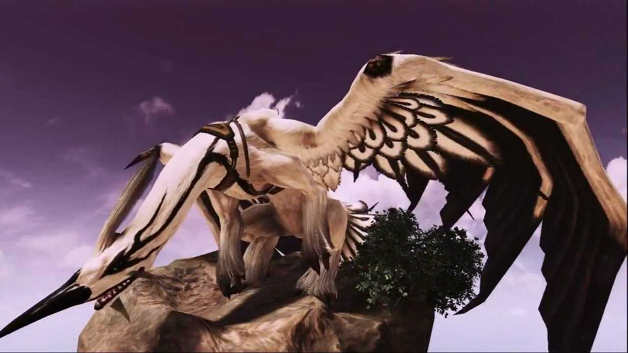 Hey Look, It's A New Trailer For That New Panzer Dragoon Game