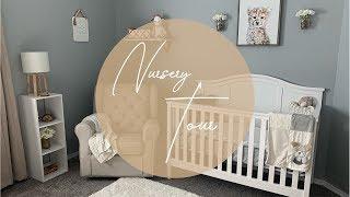 Nursery Tour   Baby Boy 2019
