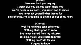 John Newman - Nothing (lyrics)