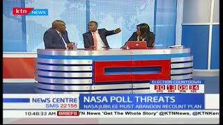 News Centre discussion: NASA poll threats Part 2