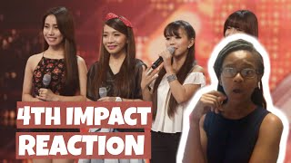 "4th Impact - ""6 Chair Challenge"" REACTION"