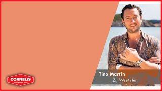 Tino Martin   Zij Weet Het   Beste Zangers (Lyrics Video)