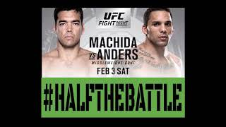 UFC Belem: Machida vs Anders Bets, Picks, Predictions on Half The Battle (UFC Fight Night 125)