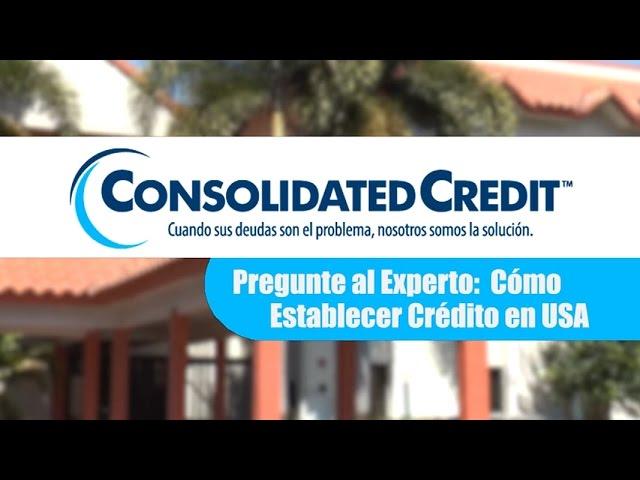 ¿Cómo Establecer el Crédito en Estados Unidos?