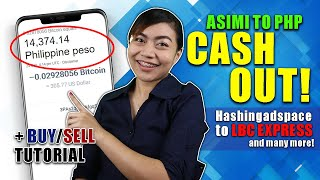 HASHINGADSPACE CASH-OUT [FINALLY!] | WavesDEX Exchange Tutorial - ASIMI to PHP