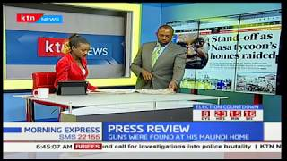 NASA cannot dictate terms for election, Press Review