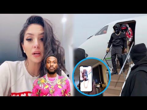 Kobe Bryant's Wife Vanessa Confronts Meek Mill Over D!hrespectful Lyrics…Bobby Shmurda Is Free!!