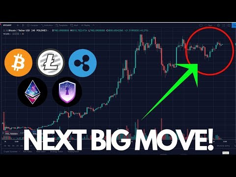Bitcoin's Next BIG Move! BTC, LTC, ETH, XRP, SHA Technical Analysis
