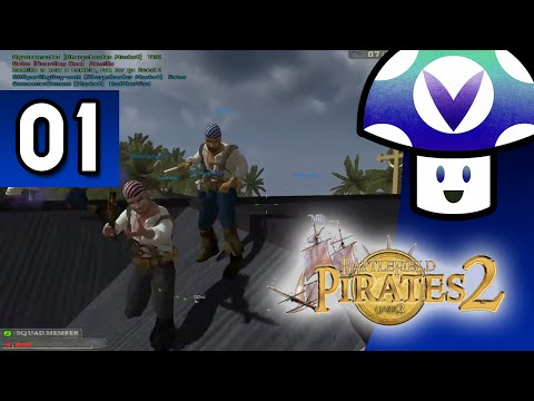 [Vinesauce] Vinny & Mods - Battlefield Pirates 2 (part 1)